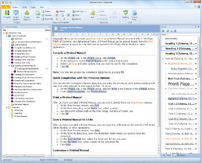 HelpGear 6.4.0.2 Screen shot